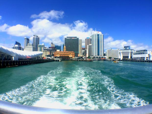 Auckland Ferry Cheap hacks for living in Auckland 680x510