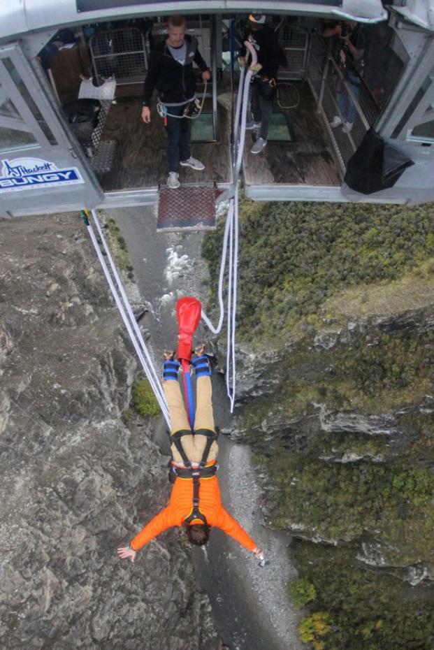 Bungy Jumping NZ