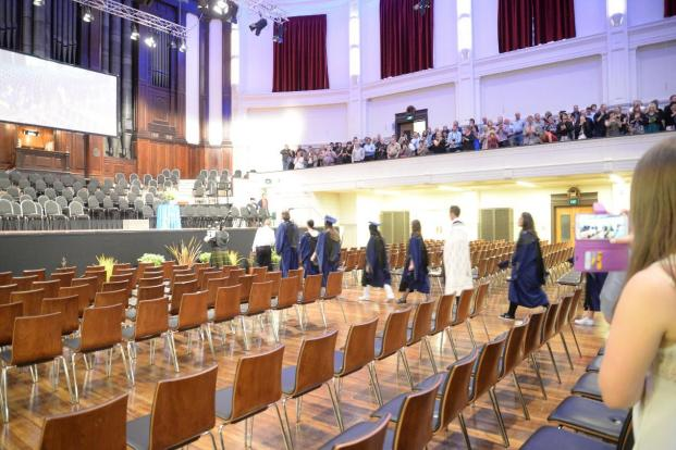 Graduation Hall in Dunedin