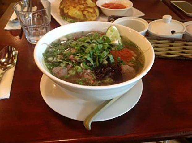 Vietnamese Phở in NZ