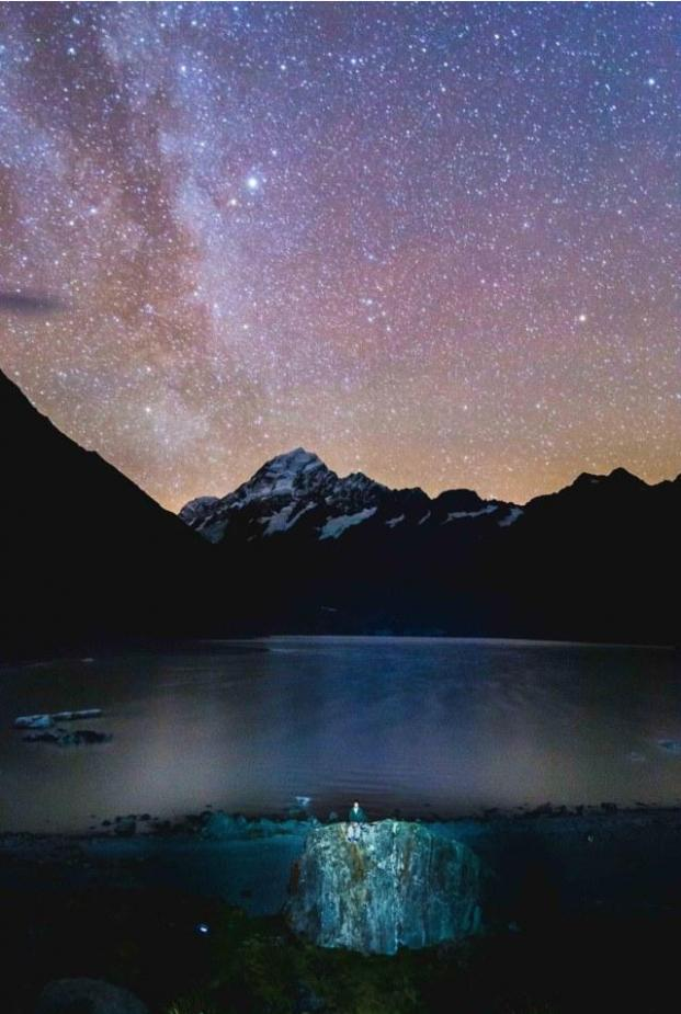 Aoraki Sky at Night