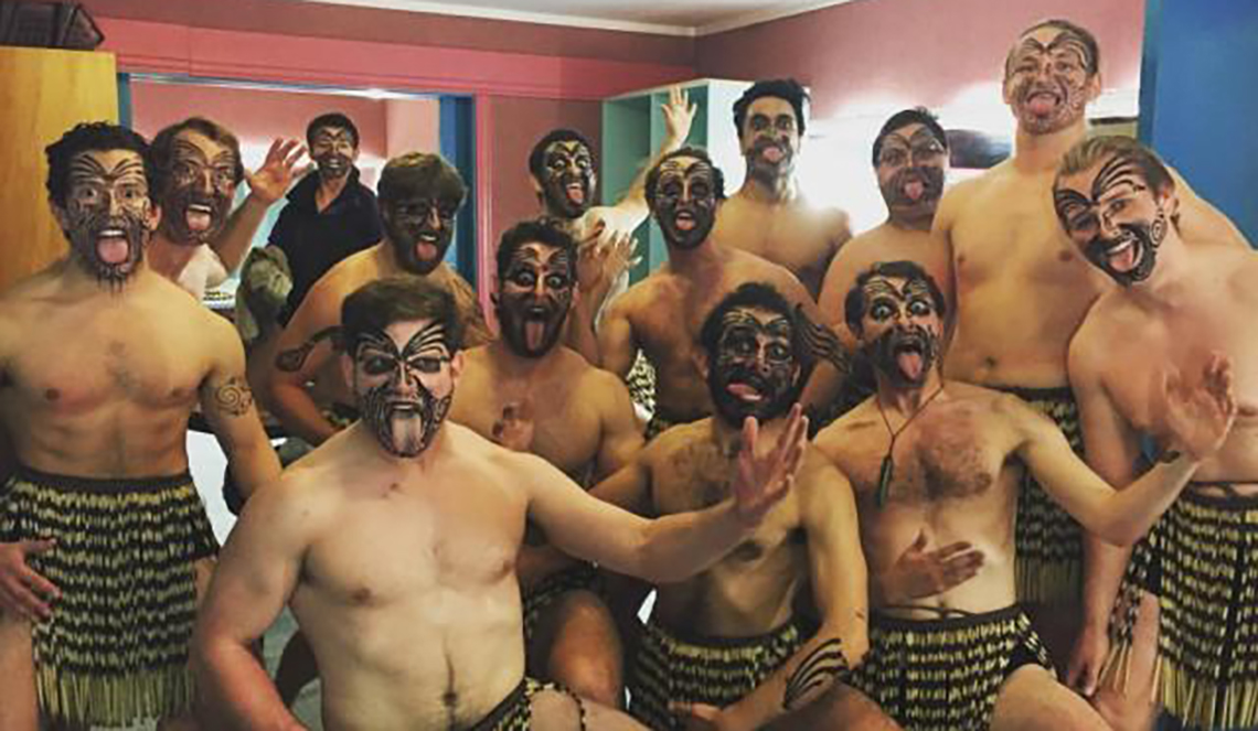 Maori Performing Arts