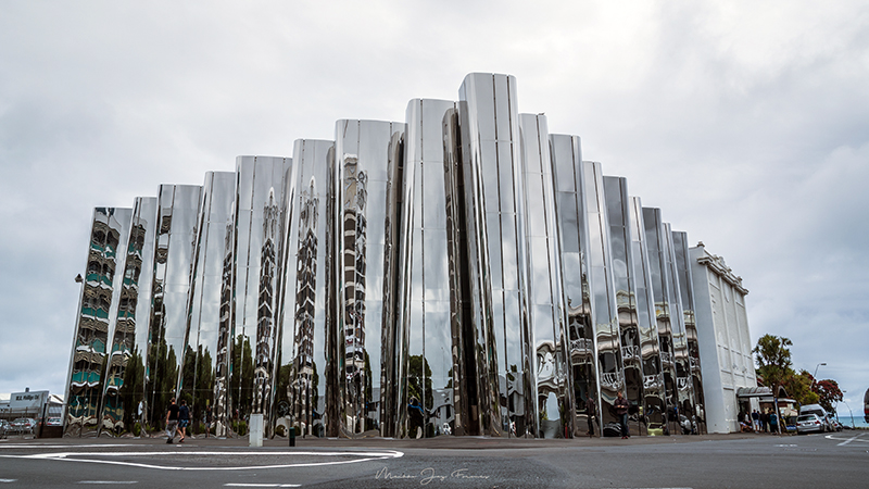 blog travel Govett Brewster Art Gallery