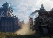 Screenshot from Mortal Engines movie