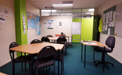 3. AWI s English classroom