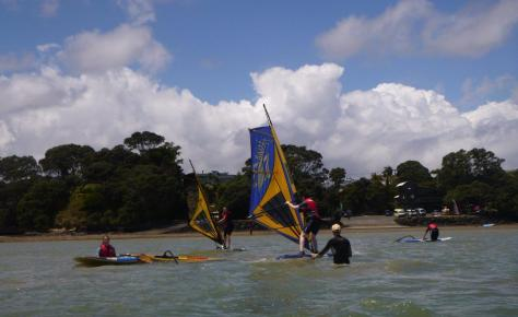 A2 64 windsurfing team 1