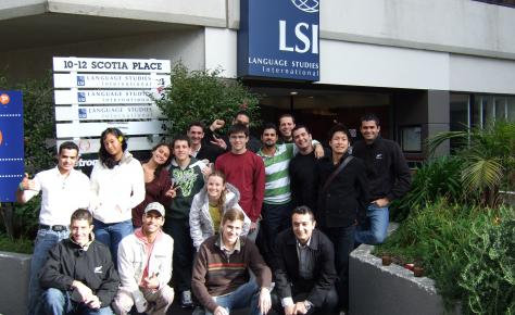 LSI Auckland entrance
