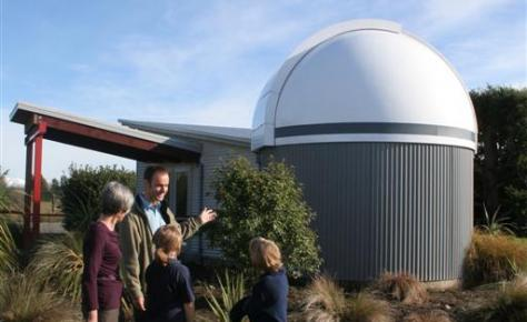 Oxford Area School Observatory Large