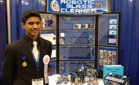 Robotics Winner