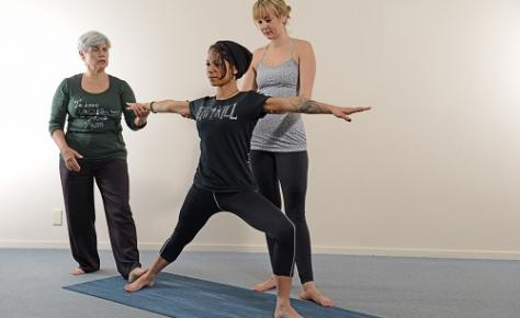 Yoga teacher training course wellpark college