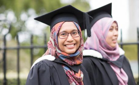 graduated student new zealand